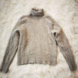 SOLD Club Monaco cashmere turtleneck sweater small